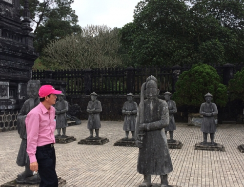 Pink Man, Kings of Hue