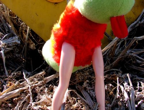 Frog Legs Still Life