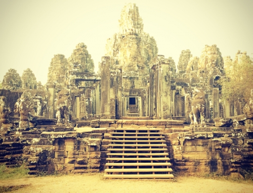 Bayan Temple, Ankhor Wat