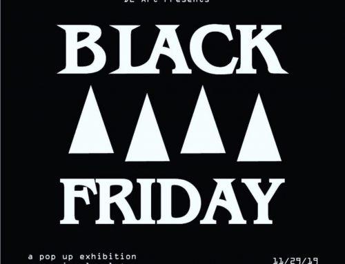 Black Friday at d2 Gallery, Los Angeles