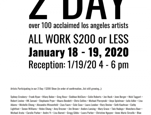 LSH Co-Lab, Group Show, Los Angeles